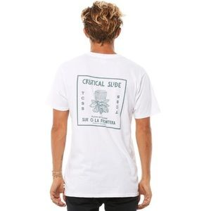 The Critical Slide Society | Frontera White Tee
